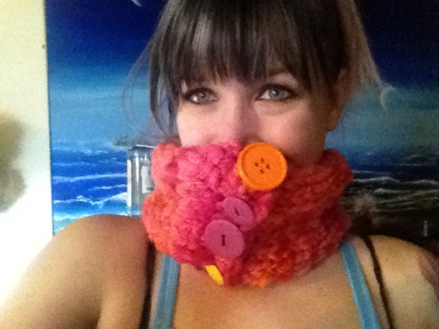 firely button cowl