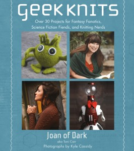 Geek Knits by Joan of Dark